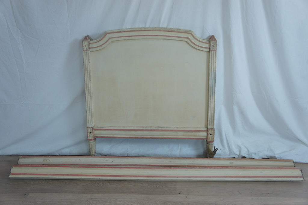 Louis XVI Style Single Bed Frame