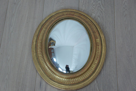 Convex Oval Sorcerer's Mirror