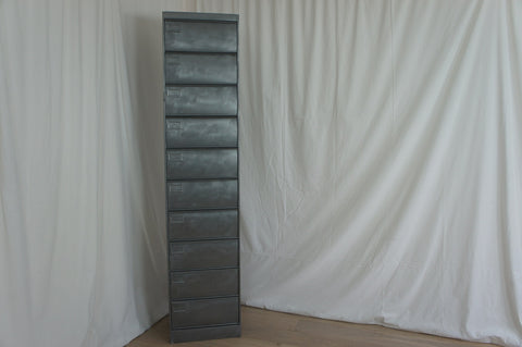 Single Industrial Metal Storage Locker