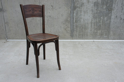 Selection of Individual Bentwood French Bistro Chairs