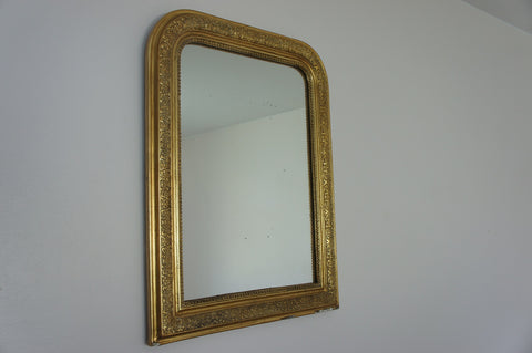 Small Louis Phillippe Mirror