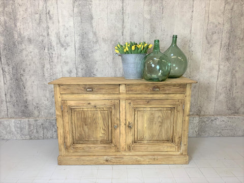 150cm Wide Hardware Store Sideboard Cupboard