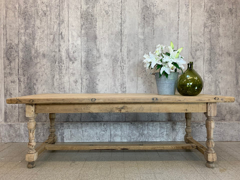 236.5m Oak Farmhouse Refectory Dining Table