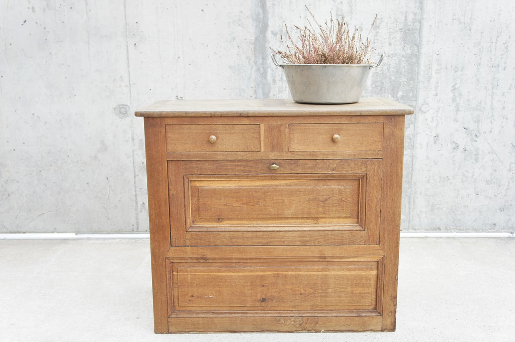 Oak Restaurant Cabinet Sideboard Drawers