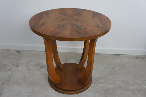 Art Deco Gueridon Table