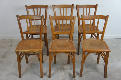 121 Luterma Bistro Chairs / Church Seating