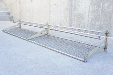Railway Luggage Shelf