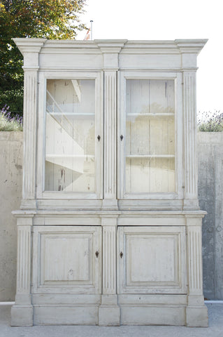 19th Century Shabby Chic French Dresser