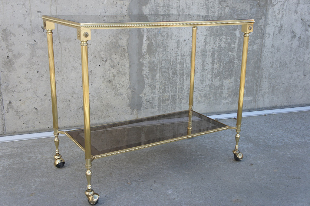 Mid Century Drinks Trolley