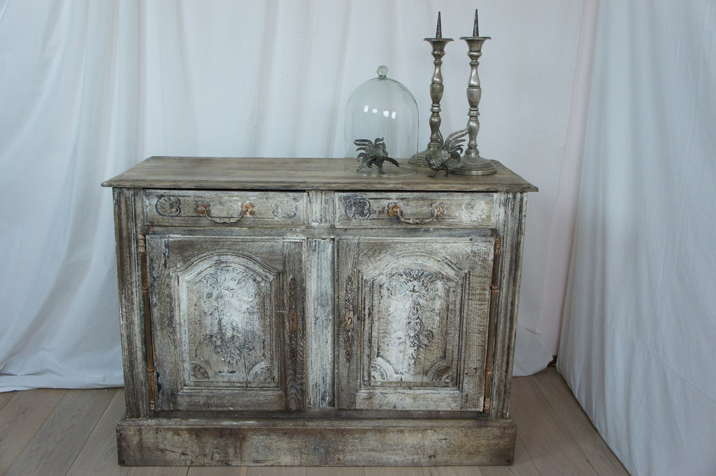Shabby Chic Wooden Side Board / Dresser