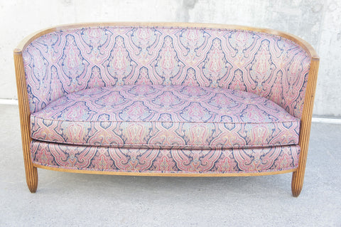 1930's Art Deco Sofa to reupholster