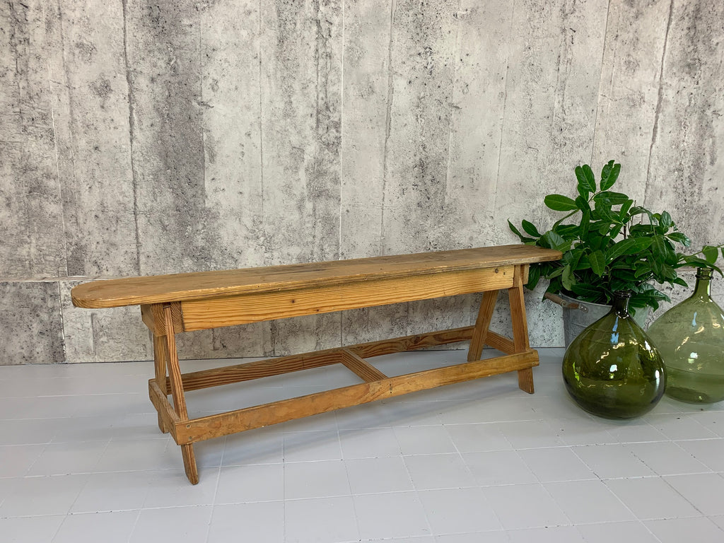 150cm Long Pine Bench