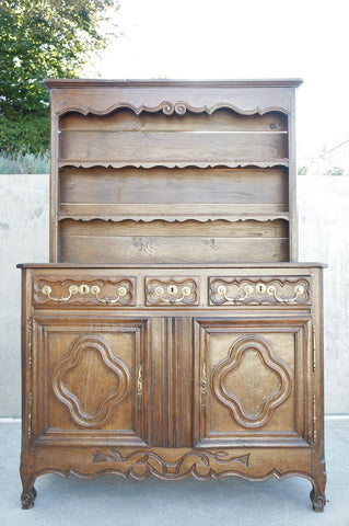 19th Century Oak Dresser Sideboard Cupboard