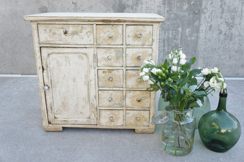 19th Century Small Rustic Chest of Drawers