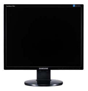 SAMSUNG LCD MONITOR 17 INCH SQUARE - 943NX