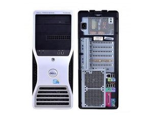 DELL PRECISION T3500 MINI TOWER - XEON W3520 - 8GB - 1TB - QUADRO FX580