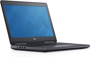 DELL PRECISION 7510 - I7 6820HQ - 16GB DDR4 - 256GB SSD - 1TB HDD - NVIDIA QUADRO M1000M