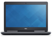 Load image into Gallery viewer, DELL PRECISION 7510 - I7 6820HQ - 16GB DDR4 - 256GB SSD - 1TB HDD - NVIDIA QUADRO M1000M