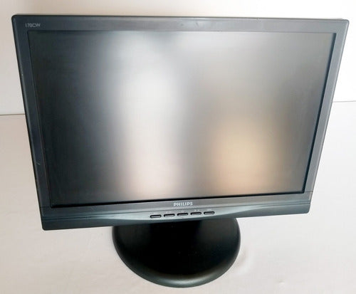 PHILIPS LCD MONITOR 17 INCH SQUARE - HWC8170T