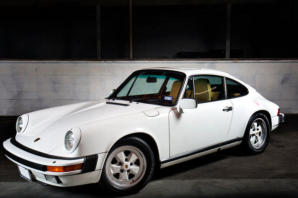 Thomas Lee's 1986 Porsche 911 Carrera 3.2