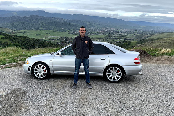 Chris Lee's 2002 Audi S4