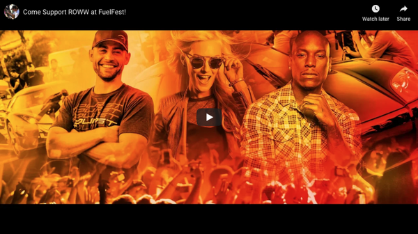 FuelFest 2019 promotional video thumbnail