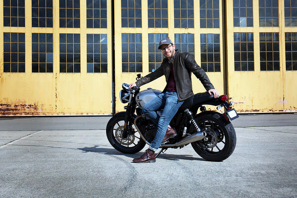 Edgardo Martinez's 2018 Triumph Street Twin