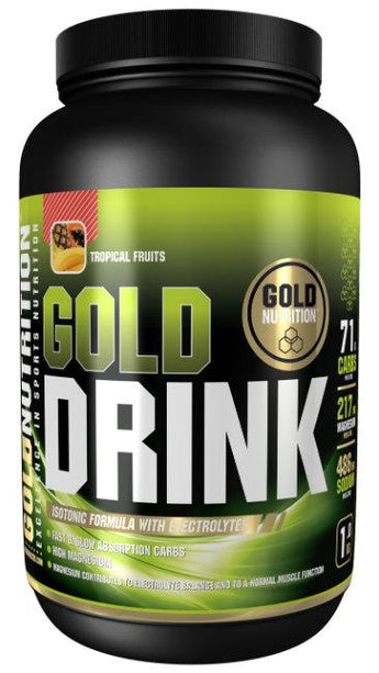 Gold Nutrition Gold Drink Frutos Tropicais 1000g