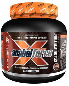 Gold Nutrition Anabol Lemon Force 300g