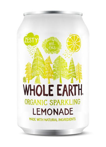 Refrigerante Limonada Whole Earth BIO 330ml