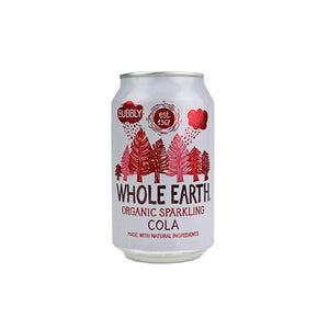 Refrigerante Cola Whole Earth BIO 330ml