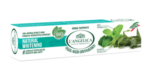 L'angelica Dentrífico Branco Natural 75ml