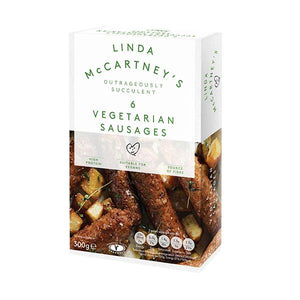 6 Salsichas Vegan Linda Mccartney 300gr