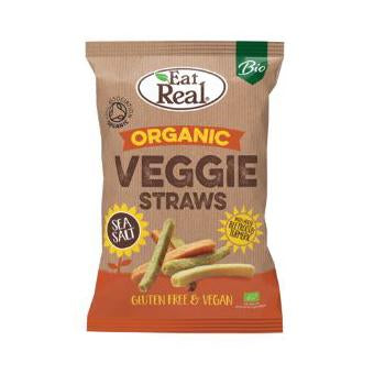 Palitos Vegan BIO sem Glúten Eat Real 100gr
