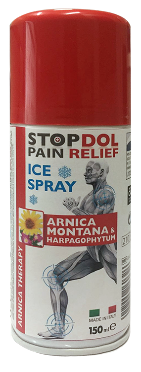 Stop Dol Pain Spray Frio Arnica 150ml