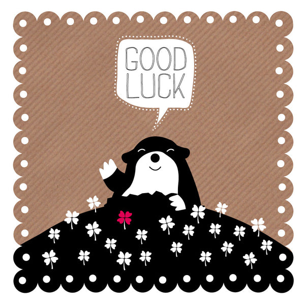 Good Luck Mole