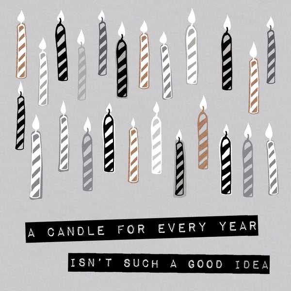Lots Of Candles