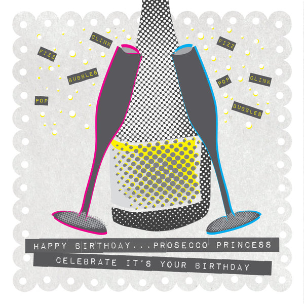 Prosecco Birthday