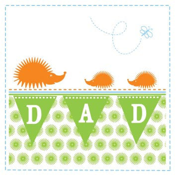 Faraway Tree Dad Card