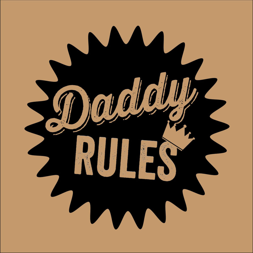 Daddy Rules Retro