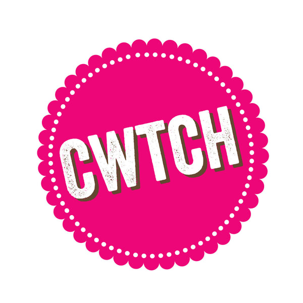 Welsh Language Cwtch Card