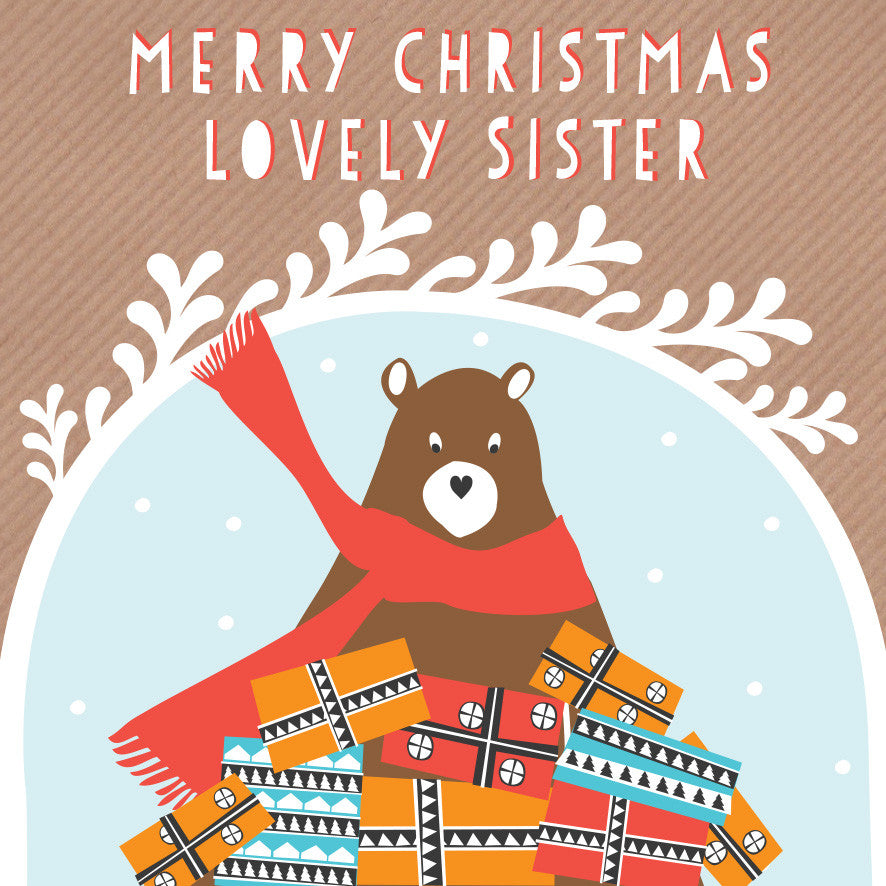 Lovely Sister Card