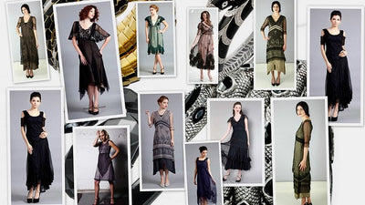 The Top Dresses for 2013, The year of the Black Snake