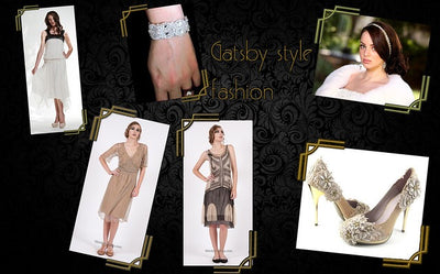 Great Gatsby Style from Head to Toe