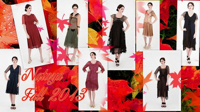 The new Fall collection by Nataya. Part I