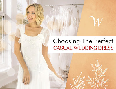 Choosing The Perfect Casual Wedding Dress
