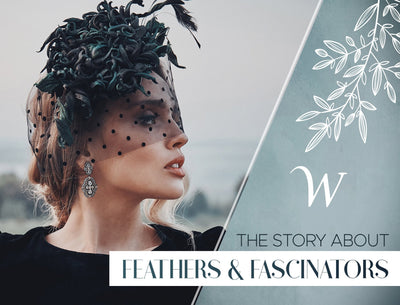 The Story About Feather and Fascinators