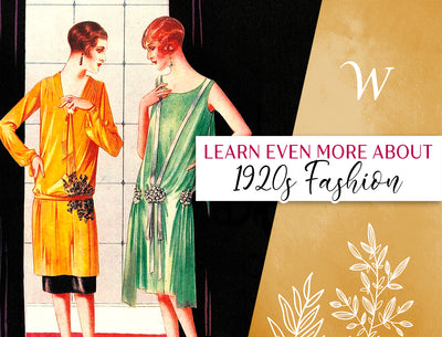 Learn Even More About 1920s Fashion