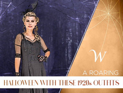 Creating A Roaring 1920s Halloween Costume