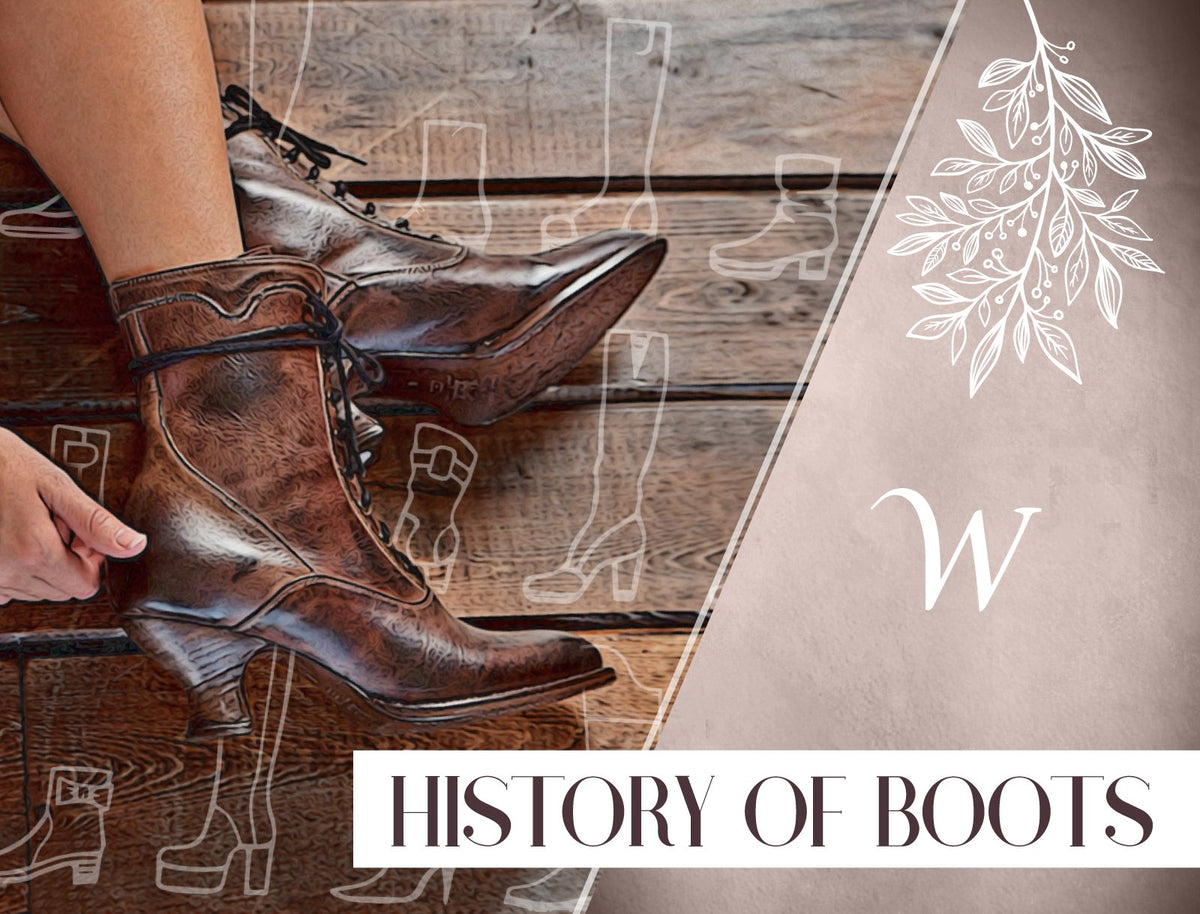 history of boots